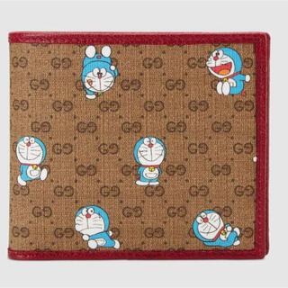 Gucci - DORAEMON x GUCCI コインウォレット財布 ドラえもん×グッチコラボ