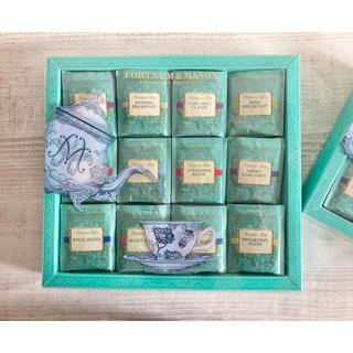 フォートナムアンドメイソン オリジナルティーセレクション120pセット(茶)