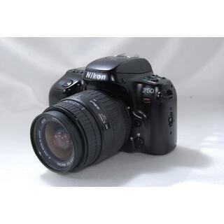 ニコン(Nikon)の動作確認済★撮影確認前★Nikon ニコンF50 フイルムカメラ レンズキット(フィルムカメラ)