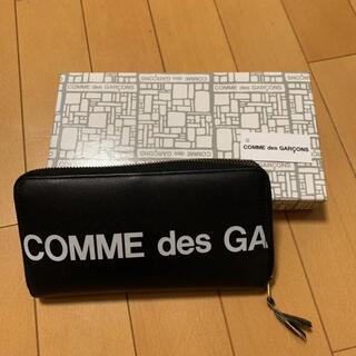 コムデギャルソン(COMME des GARCONS)のコムデギャルソン SA0111HL HUGE LOGO  長財布(長財布)