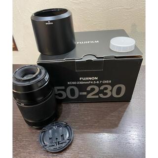 フジフイルム(富士フイルム)の富士フイルム XC50-230mm F4.5-6.7 OIS II(レンズ(ズーム))