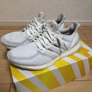 アディダス(adidas)の【美品】adidas ultra boost Heather  27cm(スニーカー)