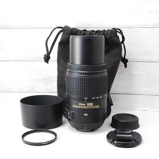 ニコン(Nikon)の❤️300mm大望遠❤️イベントに❤️Nikon 55-300mm VR(レンズ(ズーム))