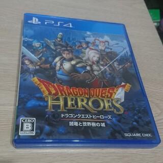 PlayStation4 - ドラゴンクエストヒーローズ 闇竜と世界樹の城 PS4