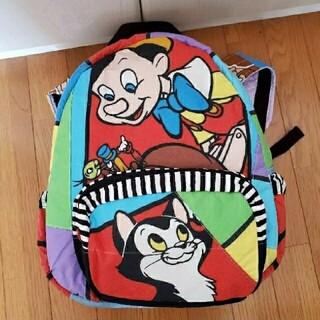 Disney - ピノキオ リュック ハンドメイド