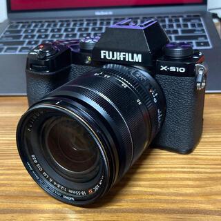 富士フイルム - FUJIFILM X-S10 XF18-55 made in Japan