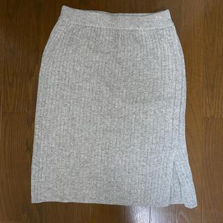 フリークスストア(FREAK'S STORE)のニットタイトスカート(ひざ丈スカート)