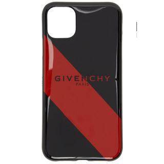 ジバンシィ(GIVENCHY)の50 %off !! Givenchy iPhone 11 ケース 新品未使用(iPhoneケース)