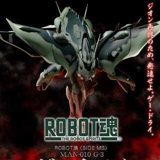 ROBOT魂 ゲー・ドライ(重塗装仕様)