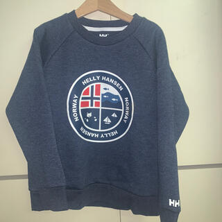 ヘリーハンセン(HELLY HANSEN)のHELLY HANSEN☆スウェット☆トレーナー☆140(Tシャツ/カットソー)