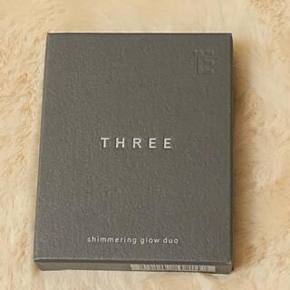 THREE - THREE シマリング グロー デュオ 01 未使用