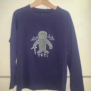 mont bell - mont-bell☆カットソー☆130