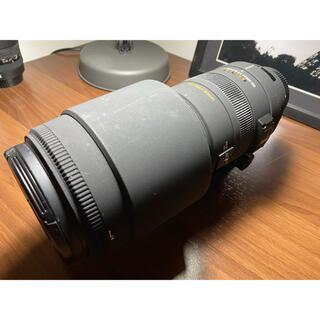 シグマ(SIGMA)のSIGMA 超望遠ズームレンズ 150-500mm(レンズ(ズーム))