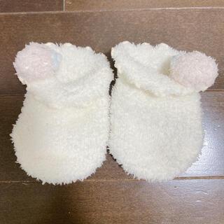 ジェラートピケ(gelato pique)のジェラートピケベビー 新生児用ソックス(靴下/タイツ)