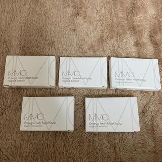 エムアイエムシー(MiMC)のMIMC 洗顔 ミニサイズ 5個セット(洗顔料)