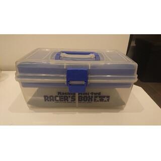 ショウガクカン(小学館)のミニ四駆 レーサーズボックス+激レアパーツセット(模型/プラモデル)