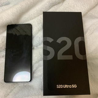 Galaxy - SAMSUNG Galaxy S20 Ultra 5G sm-g9880