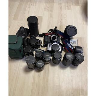 Canon - Canon2個 PENTAXカメラ レンズ8個 セット 送料込み