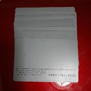 ジェイアール(JR)のJR オレンジカード1000 10枚セット(鉄道乗車券)