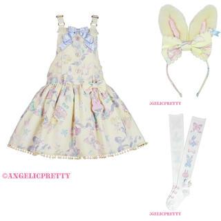 Angelic Pretty - angelic pretty Moco moco Bunnys セット