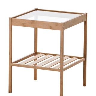 イケア(IKEA)のIKEA サイドテーブル☆ネスナ(コーヒーテーブル/サイドテーブル)