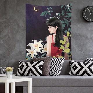 タペストリー 壁掛け ポスター 背景布 壁飾り(絵画/タペストリー)