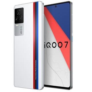 アンドロイド(ANDROID)の新品未開封 iqoo7 bmw 12/256G シムフリー(スマートフォン本体)