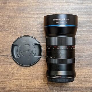 ニコン(Nikon)のSIRUI 24mmf2.8アナモルフィックレンズ(レンズ(単焦点))