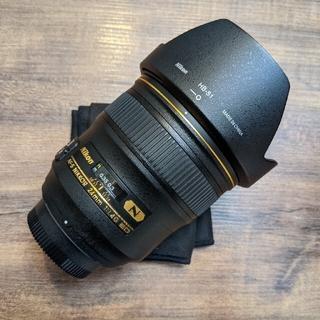 ニコン(Nikon)のNikon af-s nikkor 24mm f1.4(レンズ(単焦点))