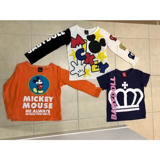 ベビードール(BABYDOLL)のTシャツ3枚セット*BABYDOLL(Tシャツ/カットソー)