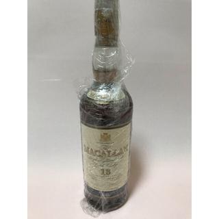 マッカラン18年 旧ラベル 1986 一本(ウイスキー)