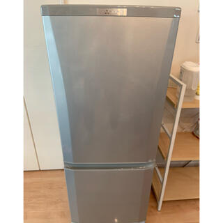 ミツビシデンキ(三菱電機)の冷蔵庫(冷蔵庫)