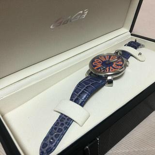 ガガミラノ(GaGa MILANO)のGaGa MILANO 自動巻き腕時計 【原価23万】(その他)