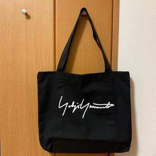Yohji Yamamoto - ヨウジヤマモト Yohji Yamamoto トートバッグ エコバッグ