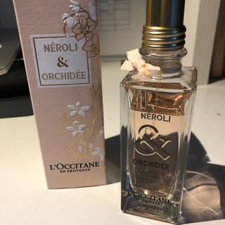 L'OCCITANE - ロクシタン neroli & orchidee