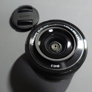 ソニー(SONY)の美品 SONY E PZ16-50F3.5-5.6OSS selp1650(レンズ(ズーム))