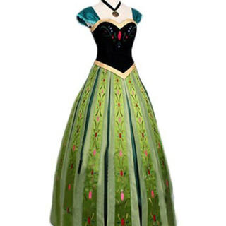 Disney - 戴冠式衣装 アナ アナと雪の女王