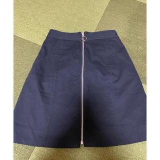マリークワント(MARY QUANT)のマリークワント 膝丈スカート(ひざ丈スカート)