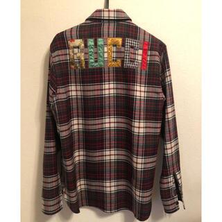 Gucci - GUCCIロゴ ネルシャツ