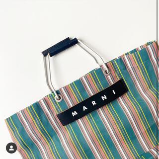 Marni - MARNI フラワーカフェトート