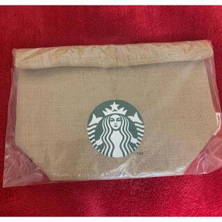スターバックスコーヒー(Starbucks Coffee)のスタバ福袋2021 ジュートランチバッグ(弁当用品)