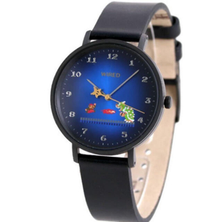 セイコー(SEIKO)のセイコー ワイアード AGAK706 マリオコラボ 腕時計 Seiko クッパ(腕時計(アナログ))