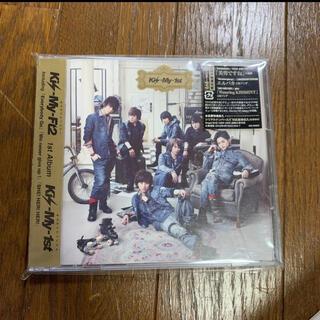 キスマイフットツー(Kis-My-Ft2)のKis-My-Ft2  CD(男性アイドル)