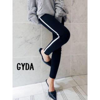 GYDA - GYDA ラインレギンス
