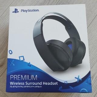 PlayStation - SONY PlayStation ps プレミアムワイヤレスヘッドセット