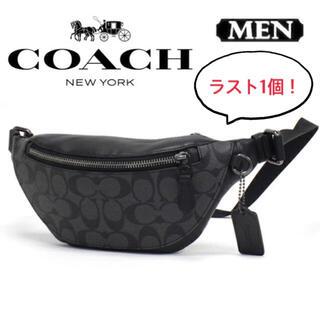 COACH - 【新品】COACH コーチ ショルダーバッグ ボディバッグ 2wayシグネチャー