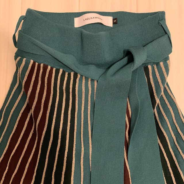 LagunaMoon(ラグナムーン)のお値下げ中‼︎‼︎ラグナムーン 美品 ロングスカート  レディースのスカート(ロングスカート)の商品写真