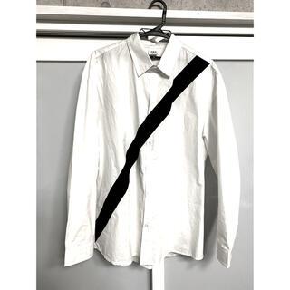 HELMUT LANG - Dude9 系 Helmut Lang 型 白シャツ サイズフリー