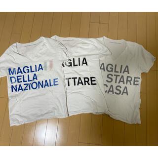 TAKUYA∞ 着用 MAGLIA Tシャツ 3点セット