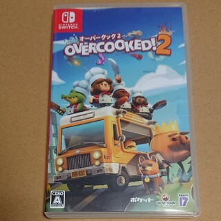 Nintendo Switch - Overcooked 2 - オーバークック 2 Switch